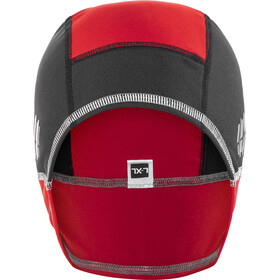 Mavic Winter Gorro para el Casco, fiery red/black